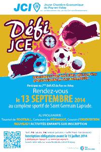 affiche 2ème Défi JCE A2